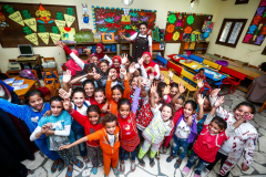 Through the Springboard program, Apache Corp has supported the education of more than 10,000 girls in Egypt.
